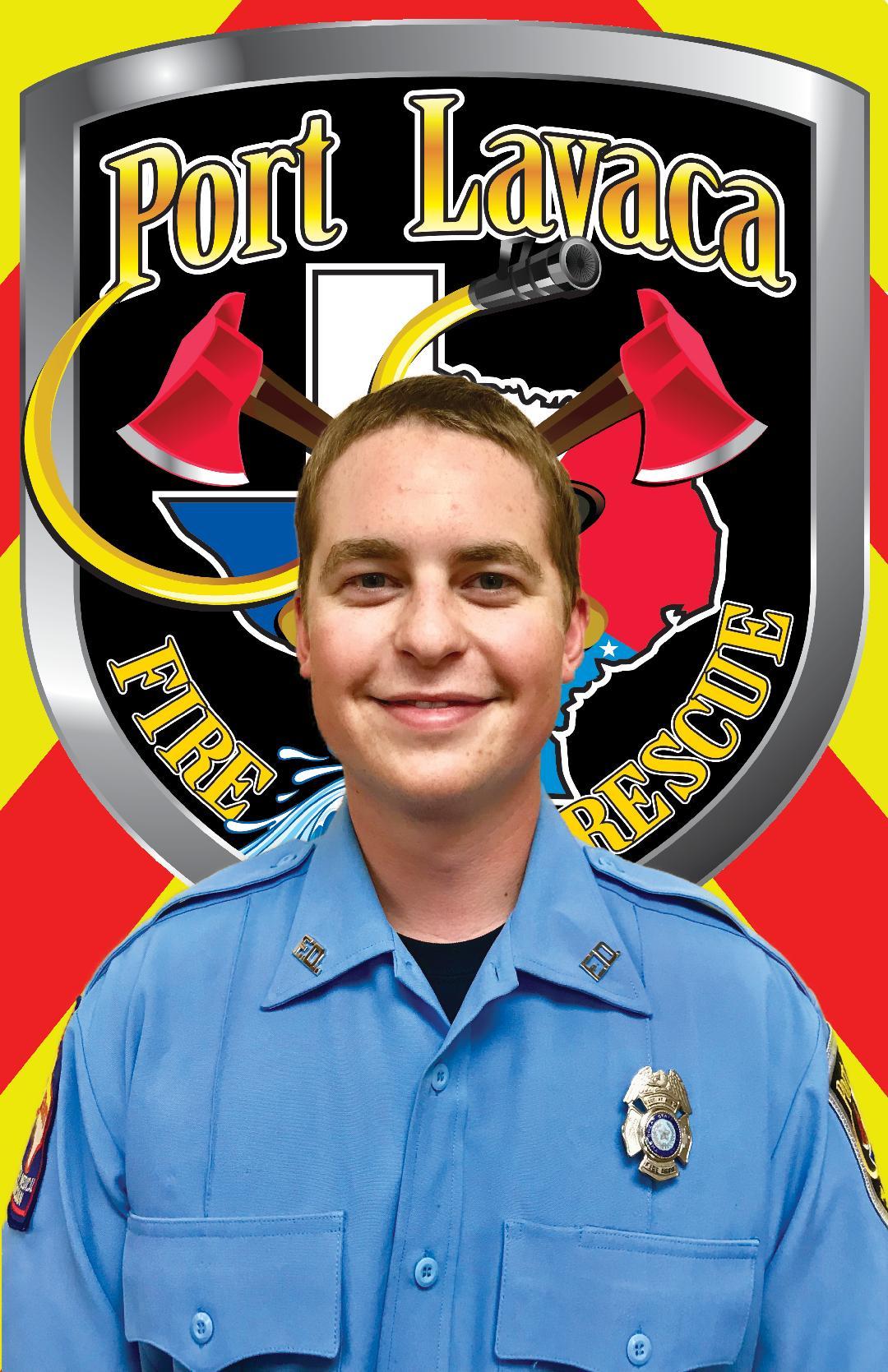Firefighter Davis