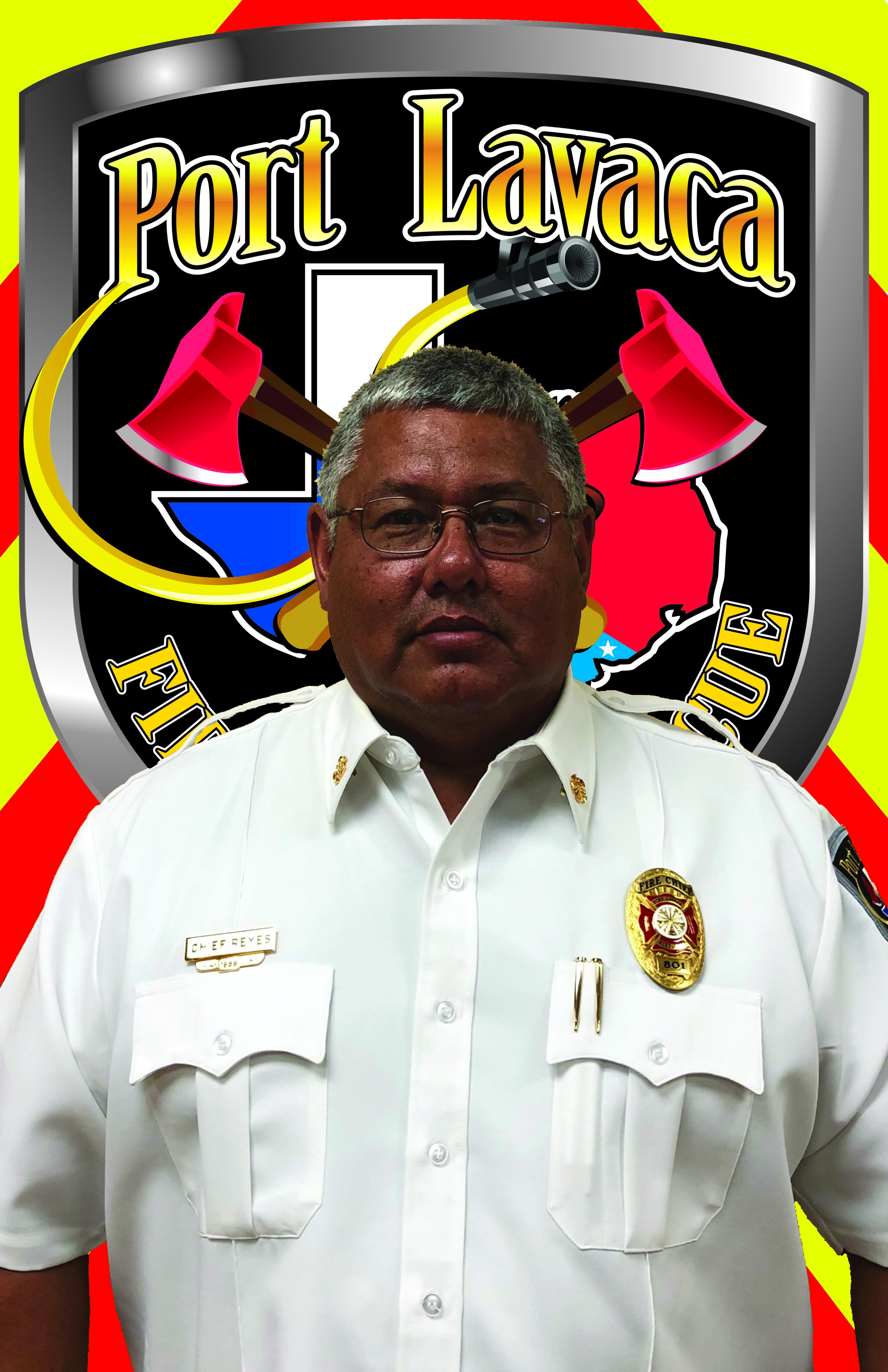 Chief Reyes