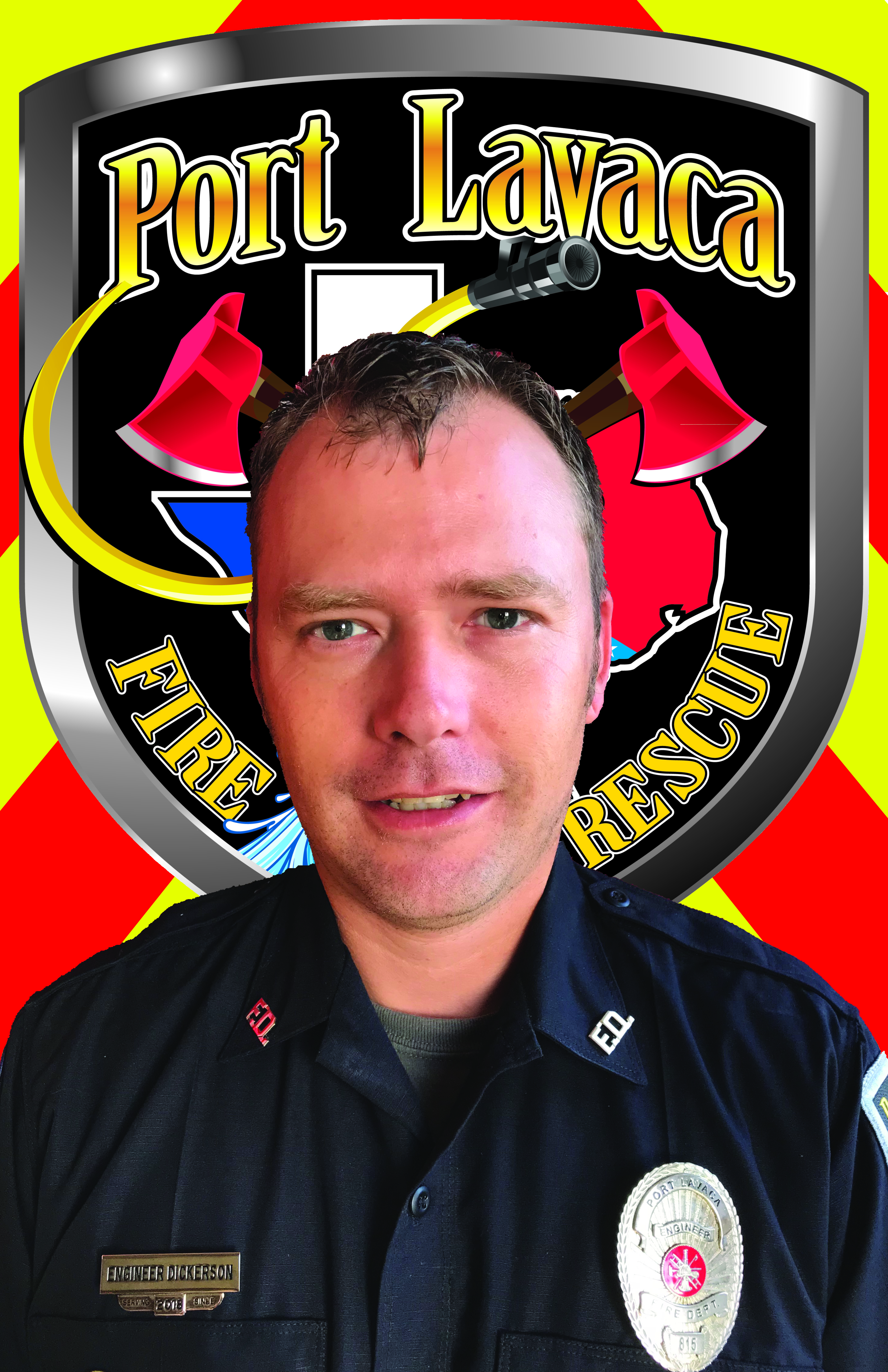 Firefighter Dickerson